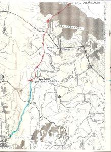 kilometro vertical peñalara 2013 mapa