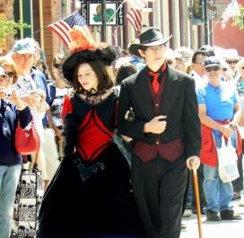 Leadville 100 miles boom days festival
