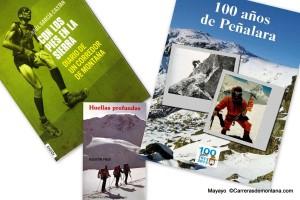 Libros Montaña 2013 por Mayayo