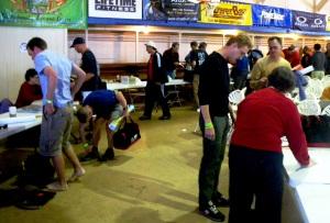 Leaville 100 Miles: Pesado y toma tensión en la retirada dorsales