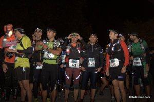 Ultra trail Desafio cantabria 2012: Salida San Vicente de la Barquera