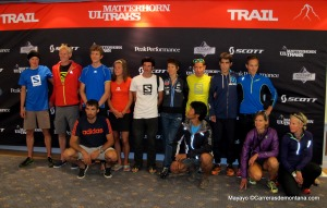 Ultra trail 2013: Nueva Matterhorn Ultraks con una gran participación.