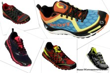 Zapatillas trail Scott Running 2013 por Mayayo