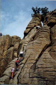 carreras por montaña Cross de Escalada de la Pedriza b