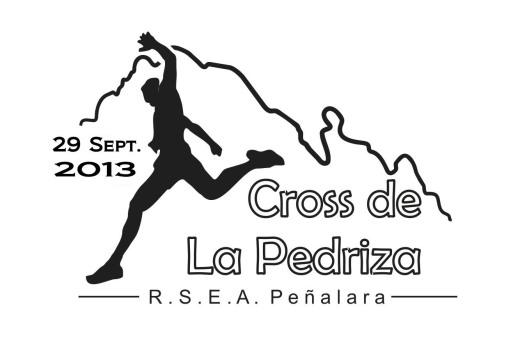 Cross de La Pedriza 2013 logo