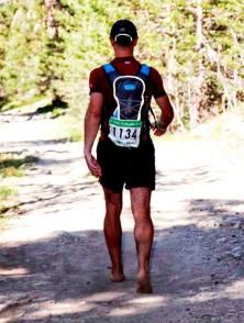 Correr descalzos: Nano piesnegros en TP80k 2013