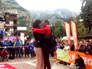 Iker Karrera, campeon del Tor des Geants 2013 con 70h21m