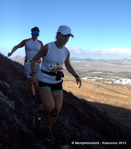ultra trail canarias teguise two trails ana bustamante