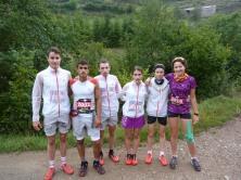 Salomon Junior Team en la Taga Evo 2013