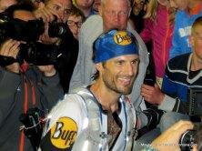 Corredores de Montaña: Arnau Julia vencedor en meta TDS 119k del Ultra trail Mont Blanc 2013