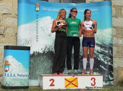 carreras montaña madrid cross cuerda larga 2013 fotos mayayo carrerasdemontana.com podio femenino