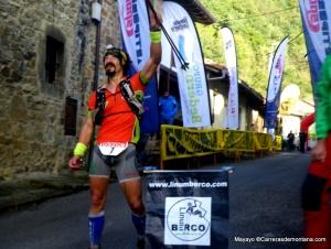 Desafío Cantabria 2013: Tito Parra, campeón y nuevo récord de carrera.