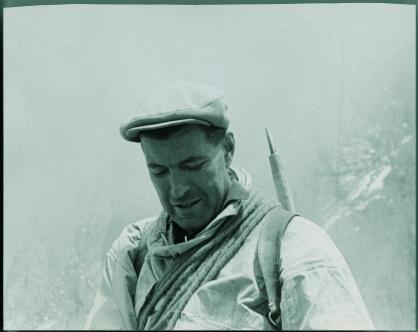grivel mont blanc history photos Toni Gobbi