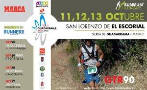Guadarrama Trail race 2013 cartel