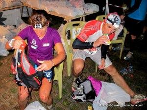 Desafio Cantabria 2013: Nerea Martinez y Pedro Bianco en Lebeña 45k