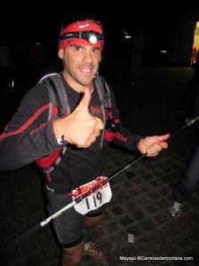 Desafio Cantabria: Los corredores, contentos con la Organización.