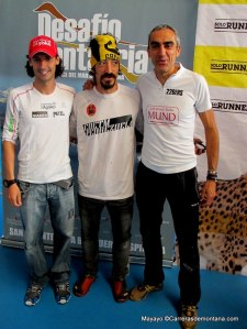 Desafio Cantabria 2013: podio masculino foto mayayo