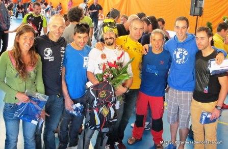 Desafio Cantabria 2013 Tito y fans