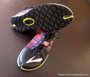 Zapatillas Brooks Pure Grit 2. Foto: Mayayo
