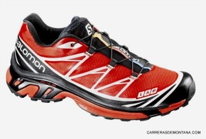 zapatillas salomon slab XT6  dura foto