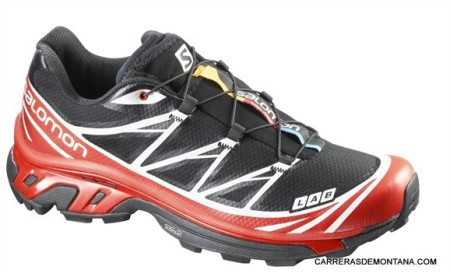 Zapatillas Salomon Slab XT6 softground