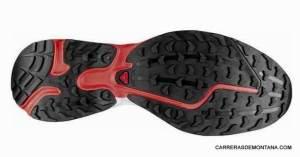 zapatillas salomon slab XT6 suela dura