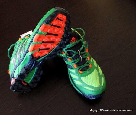 zapatillas trail adidas response trail 20 foto mayayo cubierta y suela