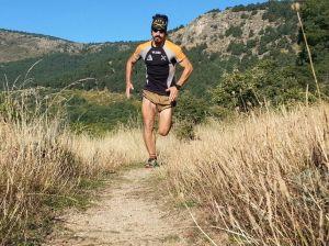 zapatillas trail scott kinabalu T2: Tito Parra preparando Desafio Cantabria.