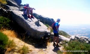 Plan entrenamiento trail: Entrenamiento de carrera en la montaña.