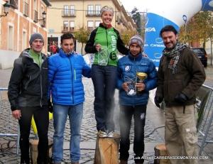 Carreras Montaña Castilla leon 2013. Duatlon Montaña la granja.