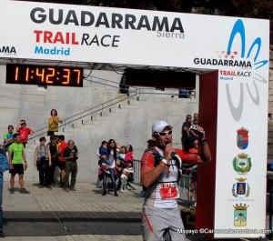 Plan entrenamiento trail y sus recompensas. Victoria en 90k GTR 2013.