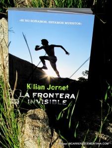 kilian jornet libro la frontera invisible portada 3