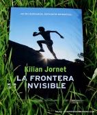 kilian jornet libro la frontera invisible portada