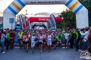 Maraton Alpino Jarapalos 2013: Salida. Foto Trail running Malaga