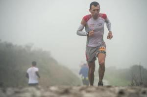 Miguel Heras campeón TNF San Francisco 50 Miles 2012. Foto Damien Rosso