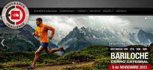 Ultra trail Argentina TNF Endurance Challenge 2013