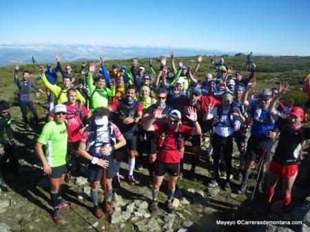 Entrenamiento carreras montaña: Al final, lo más importante es siempre seguir disfrutando nuestras salidas.