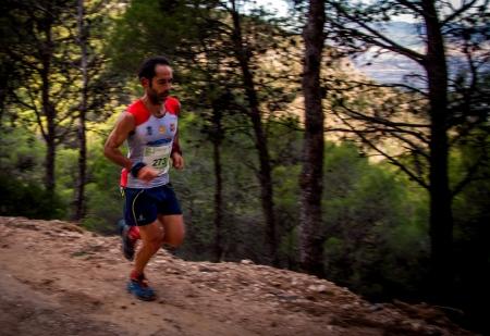 Maraton Alpino Jarapalos 2013  Ivan Ortiz campeon foto fernando nadal martinez