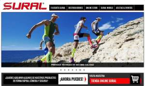 Sural material trail running web online