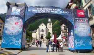 Ultra trail mont blanc 2013: La meta soñada.