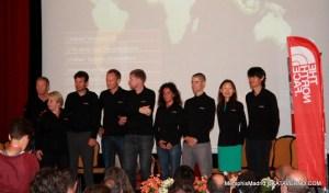 Ultra Trail World Tour: Los organizadores de las carreras, reunidos en Chamonix.