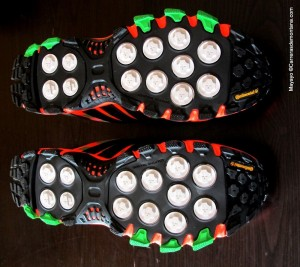 Zapatillas trail running Adidas Raven 135€ 350gr drop10mm foto mayayo 15