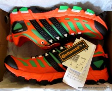 Zapatillas trail running Adidas Raven 135€ 350gr drop10mm foto mayayo 6