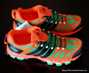 Zapatillas trail running Adidas Raven 135€ 350gr drop10mm foto mayayo 9