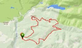 Carrera Alto Sil 2014 mapa recorrido