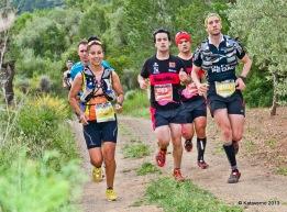 Penyagolosa Trails Xari Adrián campeona CSP115 2013