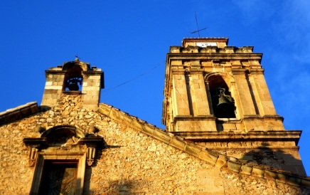 penyagolosa trail iglesia atzeneta