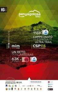 Penyagolosa trails 2014 cartel