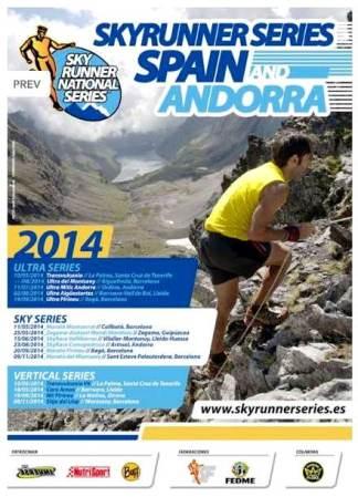Skyrunner National Series 2014 Spain & Andorra