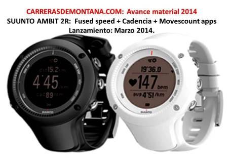Suunto Ambit 2r review por Mayayo para Carrerasdemontana.com